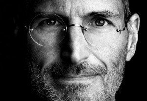 "Steve Jobs' speech told students to ""Stay hungry. Stay foolish."" Image: TIME"