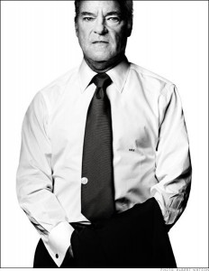 Henry Kravis is co-founder, co-CEO, and co-Chairman for KKR. Image: Albert Watson