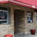 Marijuana dispensary storefront