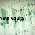 "Figures with words ""private equity"" on top"