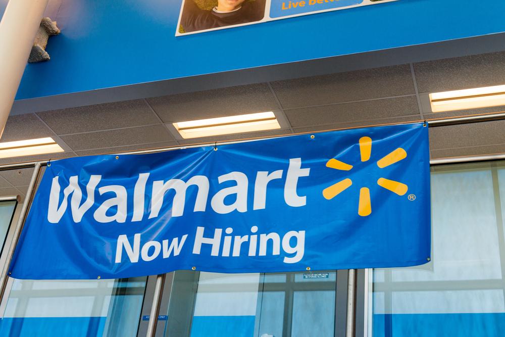 Walmart to Add 10,000 U.S. Jobs