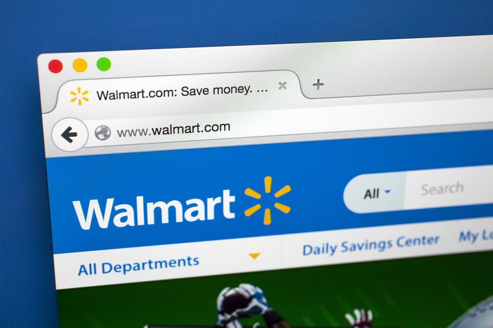 Google and Walmart Get in Bed Together