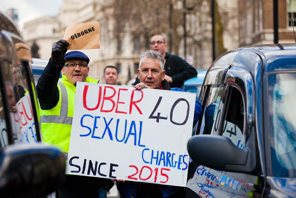 London Refuses to Renew Uber's License to Operate