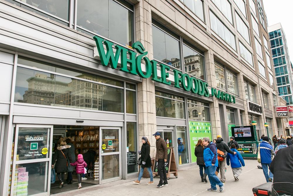 Amazon Brings Whole Foods a Secret Weapon