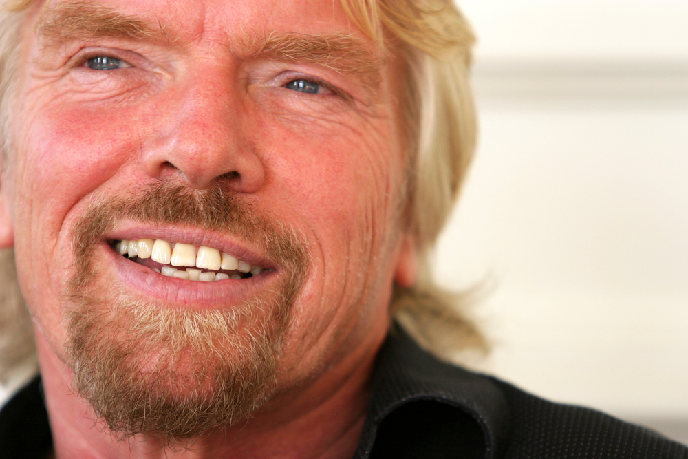 Scammers Take Aim at Richard Branson