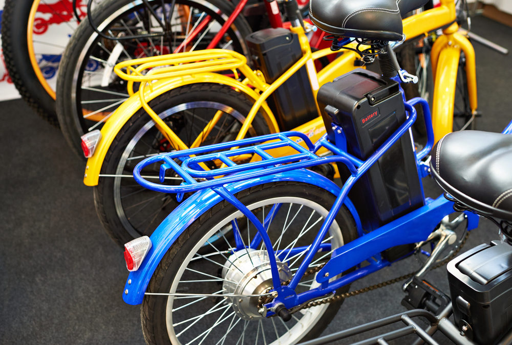 "EU E-Bike Makers Accuse Chinese Firms of ""Dumping"" Products"