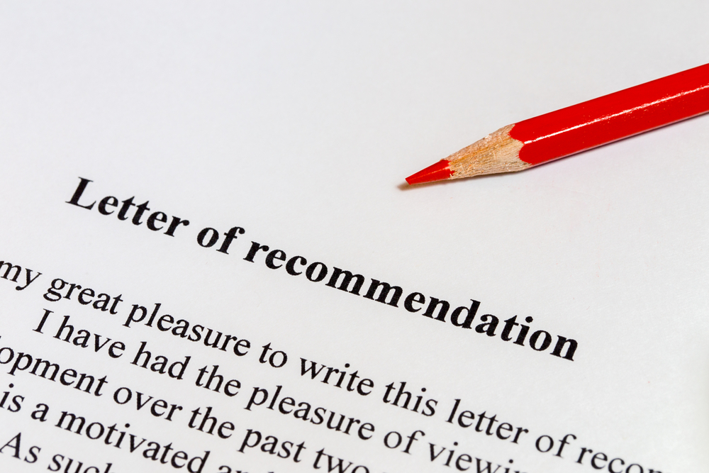 Is the Recommendation Letter Going Out of Style?