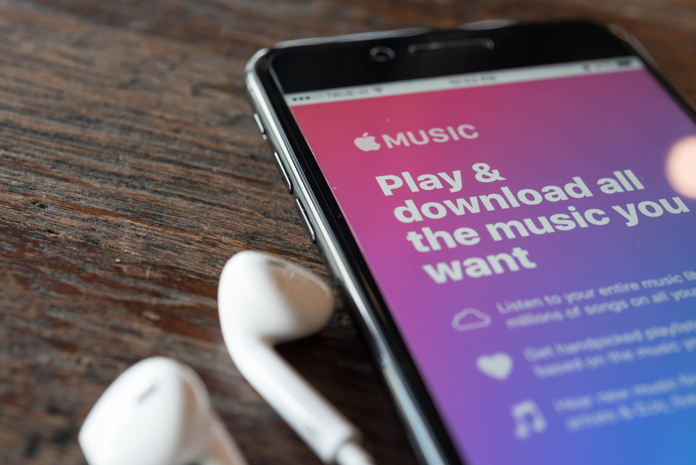Apple Music Gaining Ground On Spotify In U.S. Streaming Music Wars